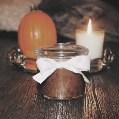 Pumpkin Spice Latte Body Scrub