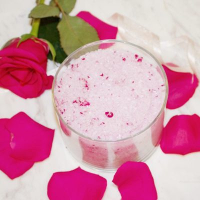 Spring time Soak: DIY Bath Salts